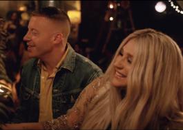 """Kesha e Macklemore são um casal super fofo no clipe de """"Good Old Days"""""""