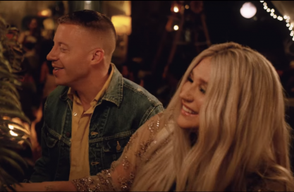 Novo clipe do Macklemore e Kesha