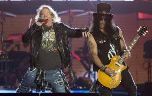 Guns N' Roses de volta ao Rock in Rio: um show histórico