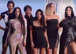 As Kardashians recriaram a abertura da 1ª temporada do reality show e ficou maravilhoso!