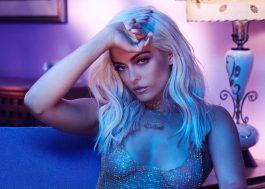 """No Twitter, Bebe Rexha mostra que conhece o hit brega """"Só Dá Tu""""!"""