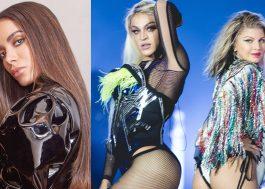 """Anitta diz que Fergie a chamou para o Rock in Rio: """"Sabia que Pabllo seria tão incrível quanto"""""""