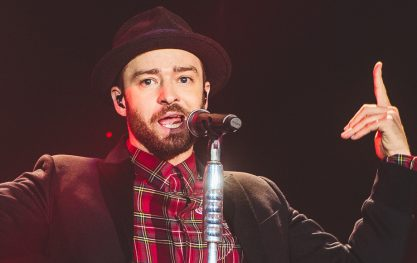 Justin Timberlake arrasou no Rock in Rio