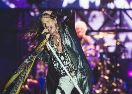 Aerosmith abre 2ª semana do Rock in Rio tirando (literalmente) a galera do chão