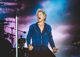 Pular, gritar, chorar e beijar: Bon Jovi só não fez chover no Rock in Rio