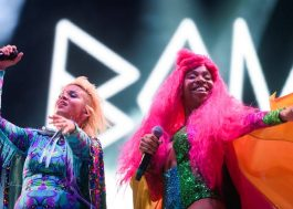 "No Rock in Rio, Karol Conka discursa contra o machismo e a ""cura gay"""
