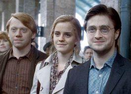 Harry Potter 19 anos depois: Hoje é o dia que o filho de Harry foi para Hogwarts