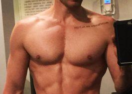 O Jared Leto está sem barba, vocês perceberam?