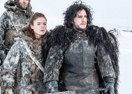 Jon Snow e Ygritte estão noivos na vida real