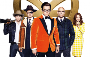 """Com Julianne Moore diva, Elton John e situações ridículas, você precisa ver """"Kingsman: O Círculo Dourado"""""""