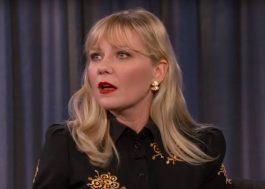 Kirsten Dunst ficou chapada sem querer enquanto gravava novo filme