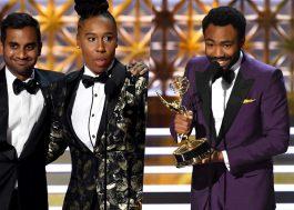 Lena Waithe e Donald Glover fazem história no Emmy 2017!