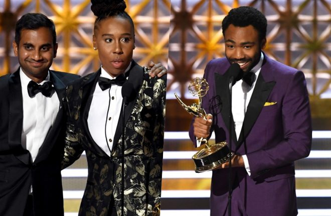 lena waithe donald glover emmy
