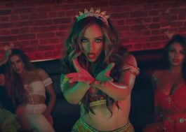 "Little Mix tá seduzindo o CNCO no clipe do remix de ""Reggaetón Lento"""