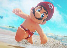 """Polêmicos! Mamilos do Mario são mostrados pela Nintendo no trailer do novo """"Super Mario Odyssey""""!"""