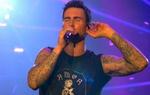 Show 1 de 2 do Maroon 5 no Rock in Rio: não era Gaga, mas valeu