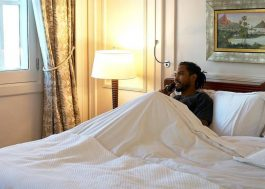 Pronto para o Rock in Rio, Miguel fala com o Papelpop sobre Dua Lipa, Emicida, e Mariah Carey