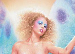 Miley Cyrus vira fada e fica nua em novo livro do David LaChapelle
