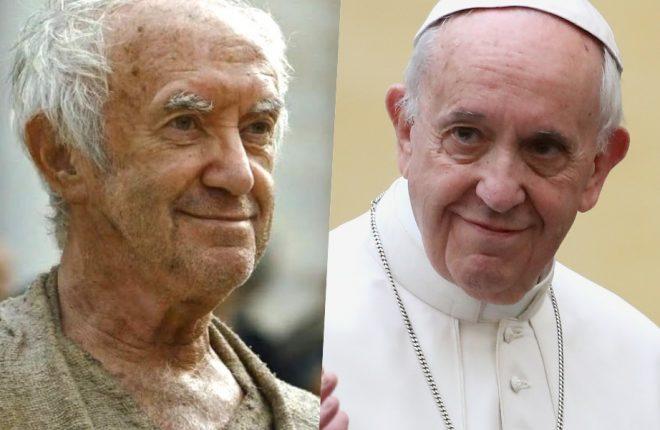 papa francisco jonathan pryce