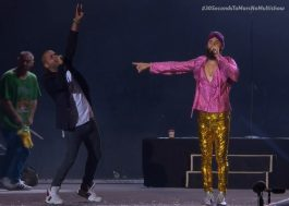 30 Seconds to Mars chama Projota para seu show no Rock in Rio