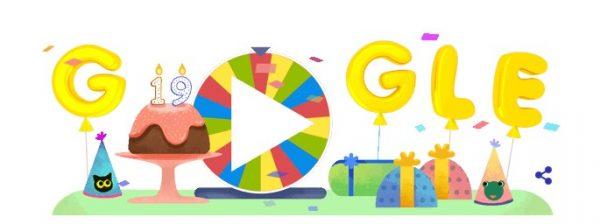 roleta doodle google