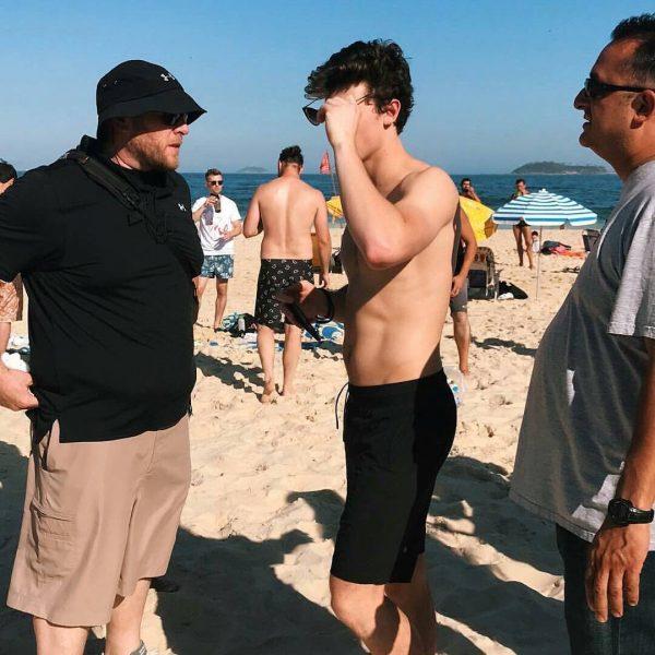 shawn mendes praia 2