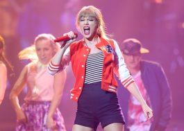 Transformaram a Taylor Swift em uma música do Limp Bizkit
