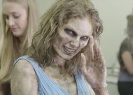 "Ai que susto! Taylor Swift mostra como virou aquela zumbi em ""Look What You Made Me Do"""
