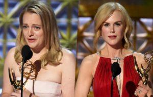 """""""The Handmaid's Tale"""" e """"Big Little Lies"""" são as grandes vencedoras do Emmy 2017!"""