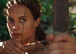 """""""Tomb Raider"""", com Alicia Vikander, ganha primeiro teaser e pôster"""