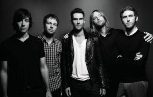 """Maroon 5 divulga nova música e tracklist de """"Red Pill Blues"""""""