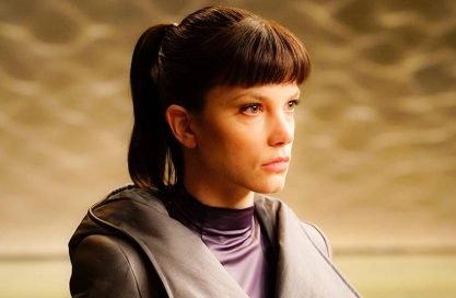 Taylor inspirou vilã de Blade Runner