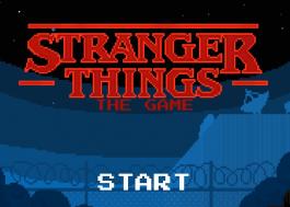 """""""Stranger Things"""" ganha jogo retrô para iOS e Android"""