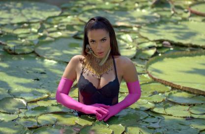 O clipe de Anitta na Amazônia