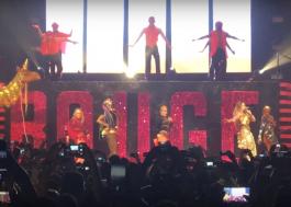 Vem dar uma olhada nos vídeos do show de retorno do Rouge!