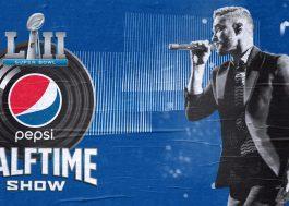 Justin Timberlake irá se apresentar no Super Bowl 2018!