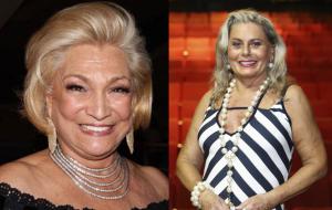 Vera Fischer será Hebe Camargo em nova série da Globo