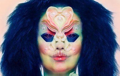Novo álbum da Björk