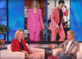 "Cate Blanchett: ""Quero ver Harry Styles pelado!"""