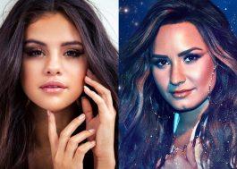 """Selena Gomez volta a seguir Demi Lovato no Instagram e deixa recado: """"Te amo"""""""