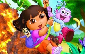 """Filme de """"Dora, a Aventureira"""" será produzido por Michael Bay; gente?!"""