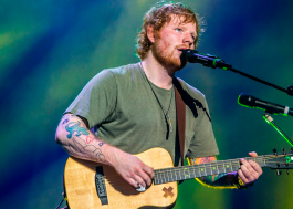 Ed Sheeran cancela shows na Ásia após ser atropelado