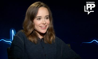 Entrevistamos Ellen Page