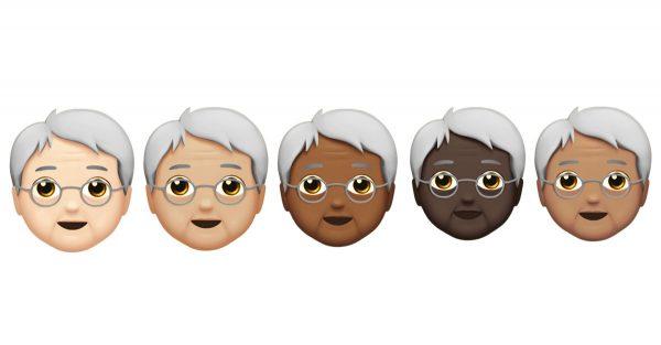 Résultats de recherche d'images pour «emoji de idosa»