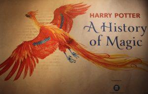 Sinopse original do primeiro livro de Harry Potter é exposta em Londres