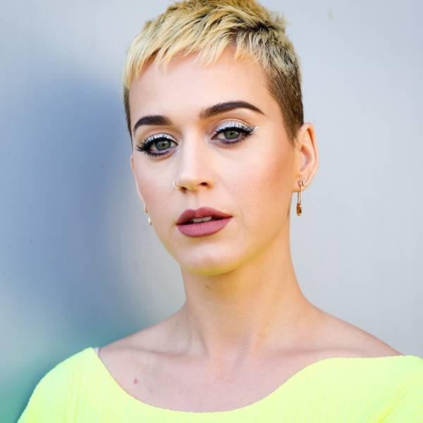 Katy e Shakira no Brasil em 2018