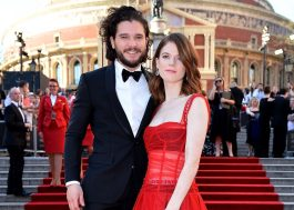 As fotos e vídeos do casamento de Kit Harington e Rose Leslie <3