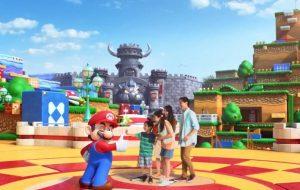 """Parques da Universal terão """"Super Mario World"""" com kart, Donkey Kong e Zelda!"""