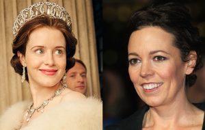 """The Crown"": Claire Foy será substituída por Olivia Colman a partir da 3ª temporada"