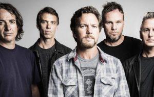 Pearl Jam fará show no Rio de Janeiro em março de 2018